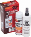 K&N  Recharger kits - почистващ кит за филтри[99-5000]
