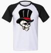 Тениска ''Mr. Death''[BA7026]