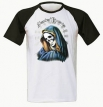 Тениска ''Santa Muerte''[BA7839]