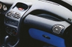 Хром за вентилацията Peugeot 206[BEAP01]