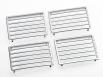 Хром рамки за вентилацията - Peugeot 307[FKCAV002]