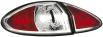 Кристални стопове Alfa Romeo 147[RAR02]