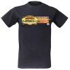 Тениска ''Mustang Boss 302 Front''[TS6854]