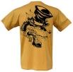 Тениска ''Black Wolve''[TS7158]