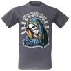 Тениска ''Santa Muerte''[TS7836]