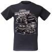 Тениска ''Full Blown''[TS8019]