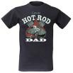 Тениска ''Hot Rod Dad''[TS8020]