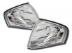 Кристални мигачи фар Mercedes Benz SLK (96-00) - бели[FKBL130]
