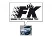 Стикер за преден капак FK Version 4 - черен[FKWE645]