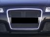 Маска с хром рамка Audi A 3 (8L) 96-03[INA-310020]