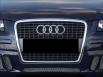 Маска с хром рамка Audi A3 (8P) без Facelift моделите[INA-310021]
